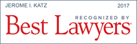 Jerome I. Katz listed in Best Lawyers 2017