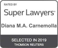 Diana M. A. Carnemolla Super Lawyers 2019