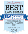 Best Law Firms 2016 - Product Liability