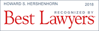 Howard S. Hershenhorn listed in Best Lawyers 2017
