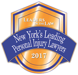 New York's Leading Personal Injury Lawyers
