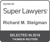 Richard M Steigman Super Lawyers 2019