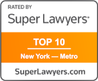 Ben Rubinowitz Super Lawyers Top 10