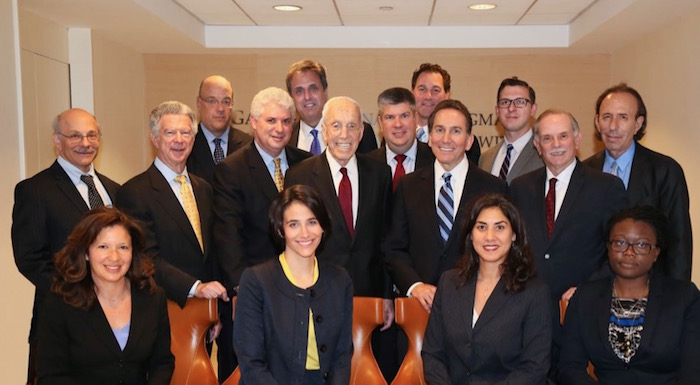 Gair, Gair, Conason, Rubinowitz, Bloom, Hershenhorn, Steigman & Mackauf Group Photo