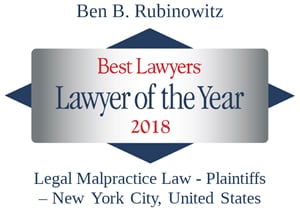 Top-Listed in Best Lawyers