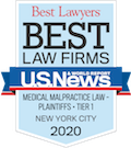 Best Law Firms - Medical Malpractice 2020