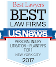 Best Law Firms 2017 - Personal Injury 2017