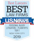 Best Law Firms 2019 - Personal Injury 2019
