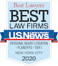 Best Law Firms 2020 - Personal Injury 2020