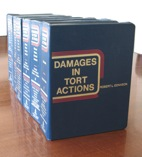 Damages in Tort Actions Book