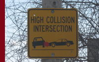 New York Intersection Collision Accident Attorney