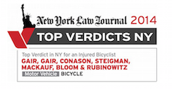 Top Verdicts NY 2014