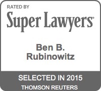 Super Lawyers Selected 2015