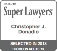 Super Lawyers Selected 2017 - Christopher J. Donadio