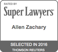 Super Lawyers Selected